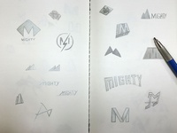 Mighty Sketches