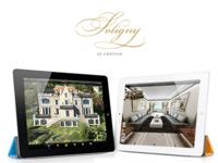 Soligny iPad App