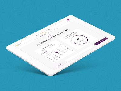 Firesim - Data Entry UI Exploration exploration responsive mobile ux ui sketch web design tablet app ipad app app web app ipad