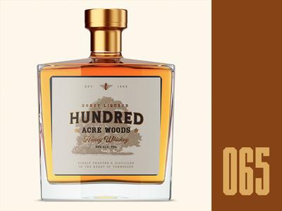Everyday - 065 packaging honey distillery spirits whiskey everyday