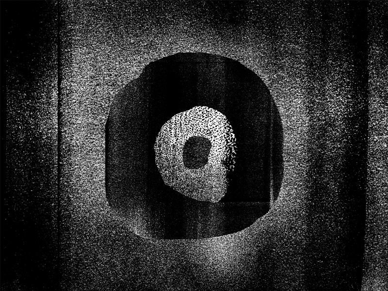 Rough Eye - Eye 62 coarse rough noise haystack texture grunge eye
