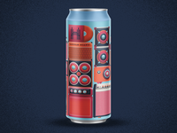Collective Arts Beer Can
