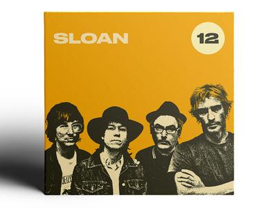 5 - Sloan indie rock canadian sloan texture album cover album artwork album art