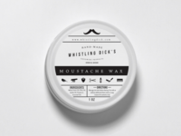 Whistling Dick's Mustache Wax