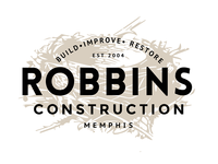 Robbins Construction T-shirt Design