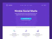 Sendeo Social Homepage