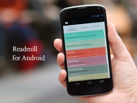 Readmill for Android