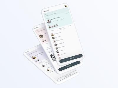 LetMeTalk - web app to line up participants at the meeting
