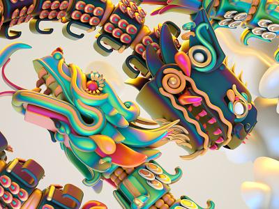 Identity . Adobe Creative Cloud 2018 illustration render 3d graphic design brand drag color identity branding identity creative cloud adobe