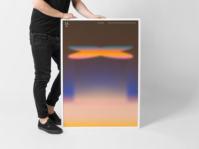Serie 2020 Highlife abstract gradient illustration texture layout editorial color graphic design poster