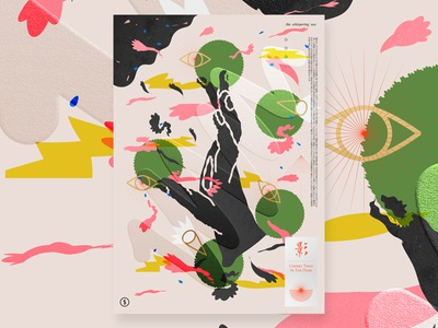 Cherry cherry vector tipography raven poster number japan graphic gradient flower color hand