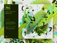 Adobe Muse CC Splash