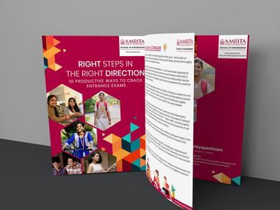 Page Brochure Mockup