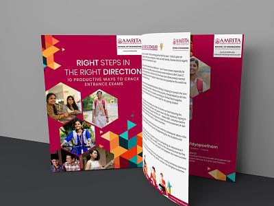Page Brochure Mockup illustrator photoshop e-book students online magazine education clean magazine clean cover clean cover book a4 size