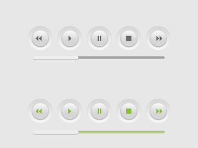 Apple Toolbar Icons | Music