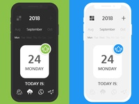 My Calendar | Weather App
