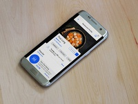 Food Delivery App – interactions