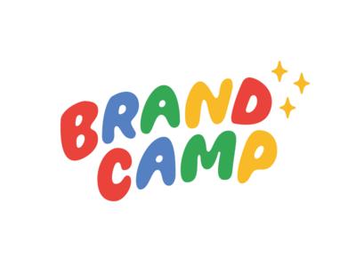 BC2K18 type logo brand camp brand studio google