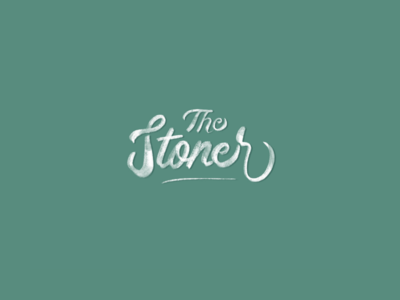 The Stoner Logo Sketch