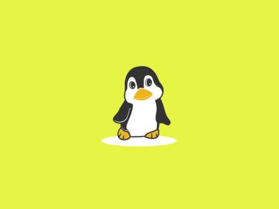 Logo Penguin animal character animal icon character animal logo children cute playful logodesign minimalist logo minimalist mascot cartoon mascot character penguin playful penguin logo penguin