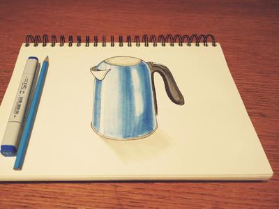 Kettle sketch