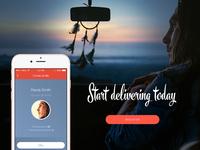 Design for a Delivery Service Platform