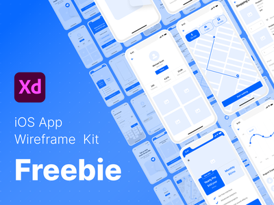 XD Freebie: Wireframe Kit for iOS Apps iphone app wireframe kit iphone app freebie ios14 wireframe kit ios14 wireframe kit xd free wireframe kit wireframe kit wireframe adobe xd freebie xd freebies freebie