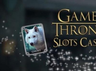 *.* Game of Thrones Slots Casino Free Coins Hack Online 2020 logo ui vector illustration typography branding