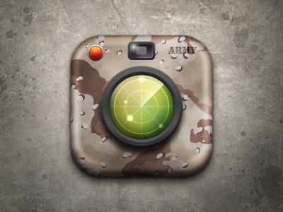 Fake Camera Icon Ver2