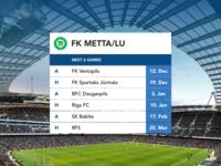 Latvian Football Winter Cup