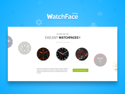 Watchface - Web