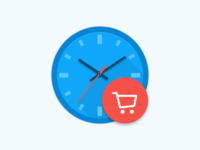 Watchface - Material icon