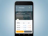 Money App - Exchange