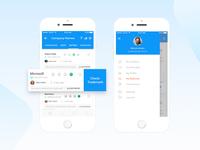 Design contests - iOS App