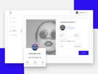 Eve-Ent - User Profile