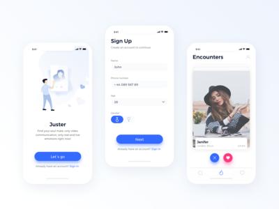 Juster - Mobile App