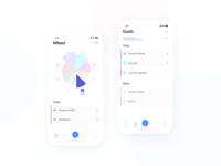 Life Wheel - Mobile App