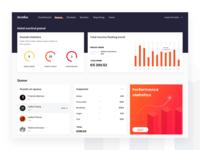 Inceku - Web App