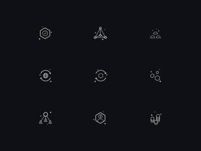 Gigzi - Icons Set