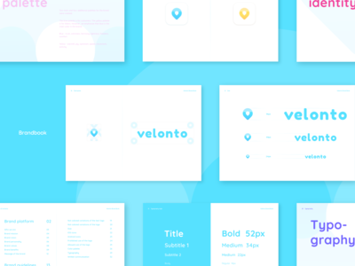 Velonto - Brandbook