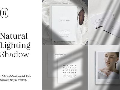 Natural Lighting Shadow Kit shadow ui kit design ui kit flat elements app ui website web branding design