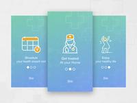 Walkthrough Design For Medical Application