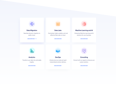 Machine Learning and AI Project Icon Set illustration design ux ui 2020 trends 2020