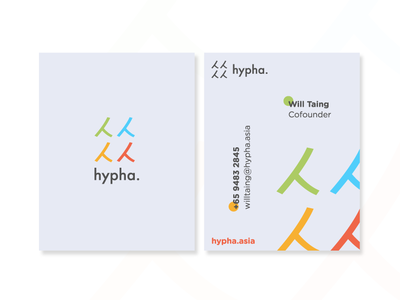 Hypha branding