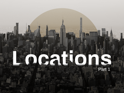 Solving Locations case study part 1 ride hailing ridesharing airports malls problem solving user experience locations portfolio case study
