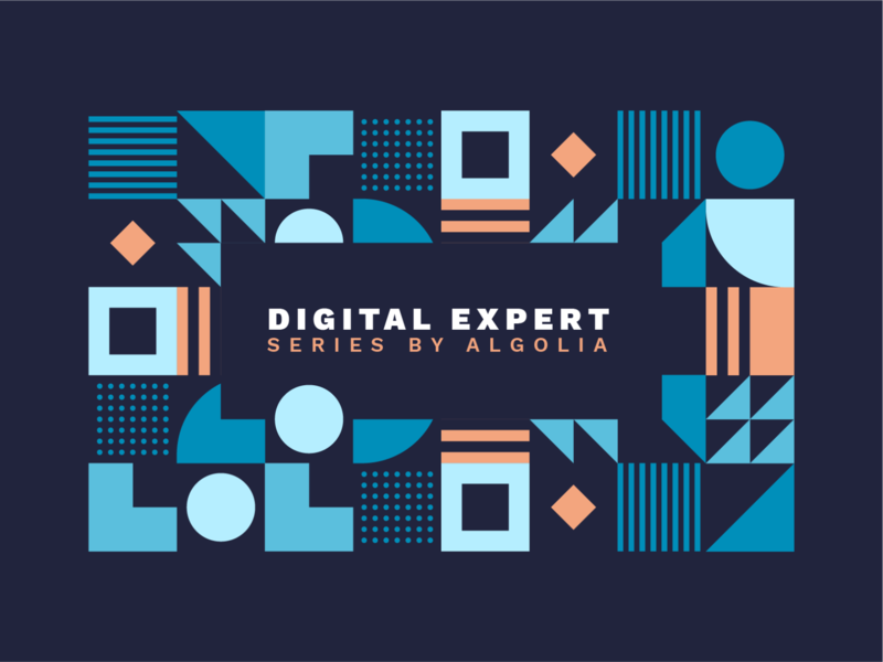 Digital Expert Webinar Series by Algolia