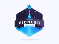 Pioneer Illustration