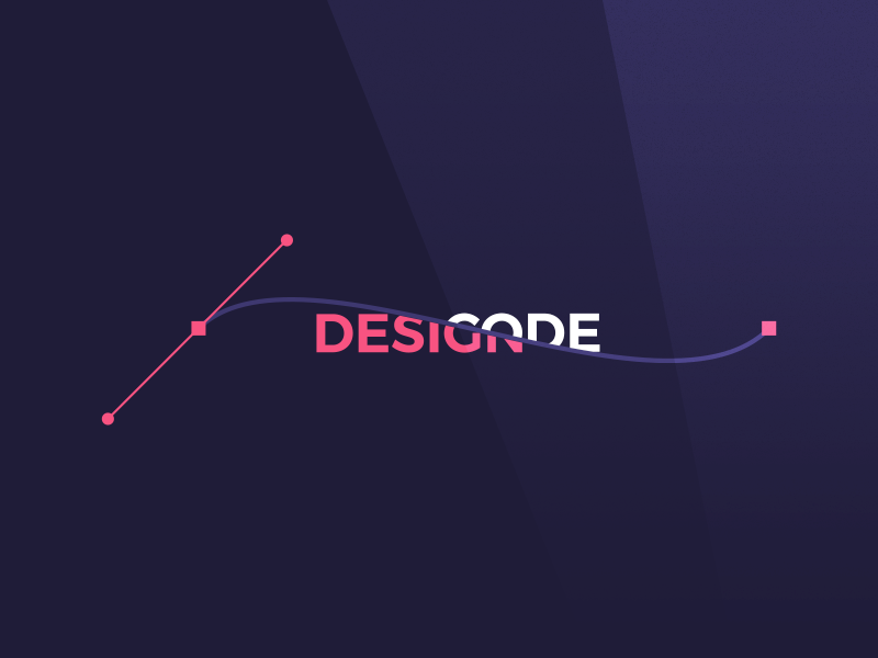 Design/Code point handle tool vector curve bezier coding code design