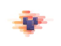 Cluster illustration