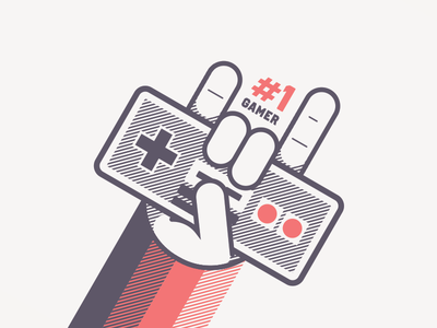 Vintage Controller - NES